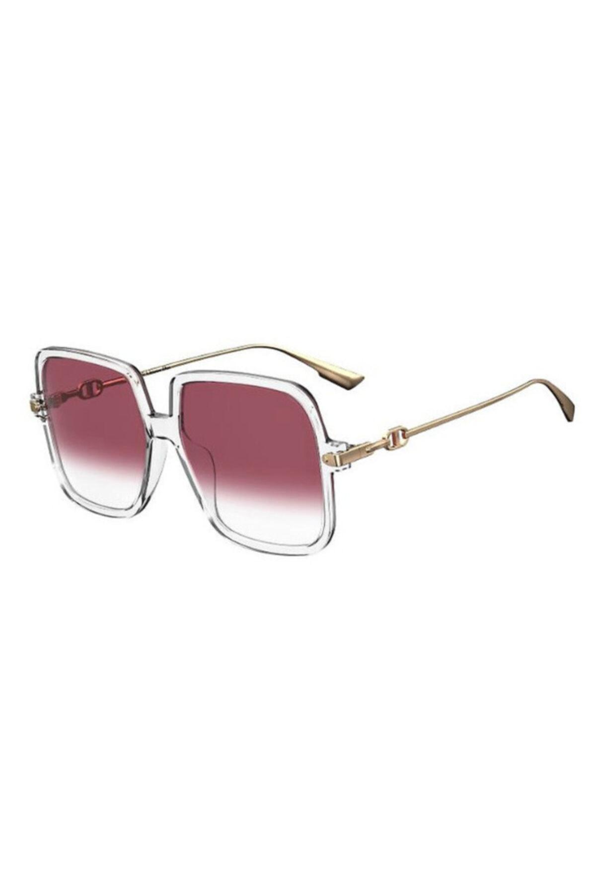 عینک آفتابی زنانه ترک برند Christian Dior رنگ صورتی ty46841225