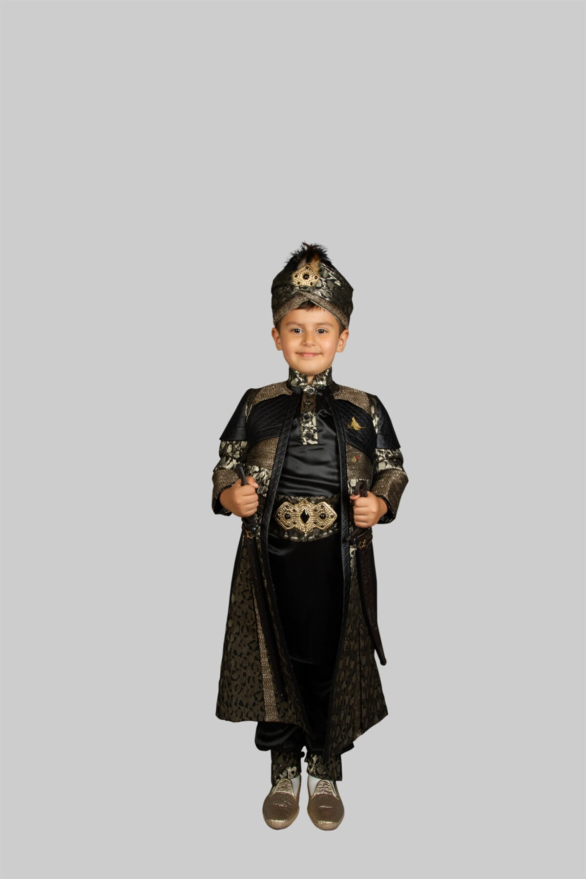 لباس خاص پسرانه قیمت مناسب برند Sinan çocuk رنگ مشکی کد ty46982590