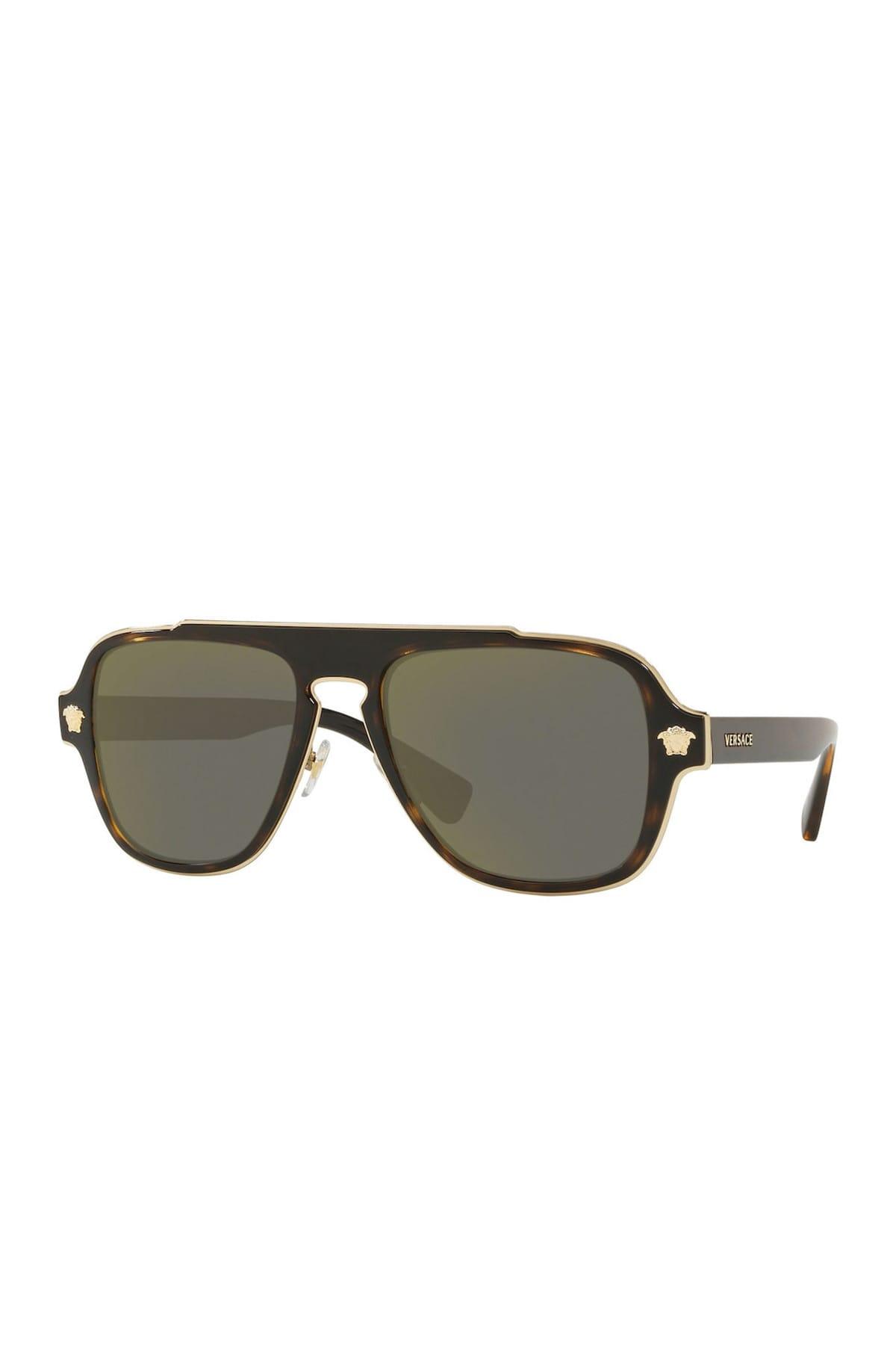 عینک دودی مردانه با قیمت برند ورساچ کد ty4707239