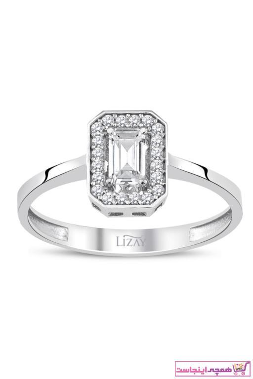 خرید اینترنتی انگشتر طلا بلند برند Lizay Pırlanta کد ty47093339