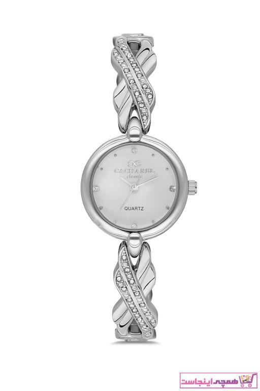 خرید پستی ساعت زنانه  برند Cacharel رنگ نقره کد ty47106811