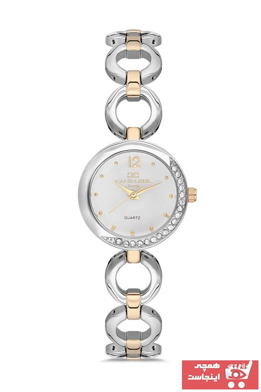 خرید آنلاین ساعت زنانه برند Cacharel رنگ نقره کد ty47108991