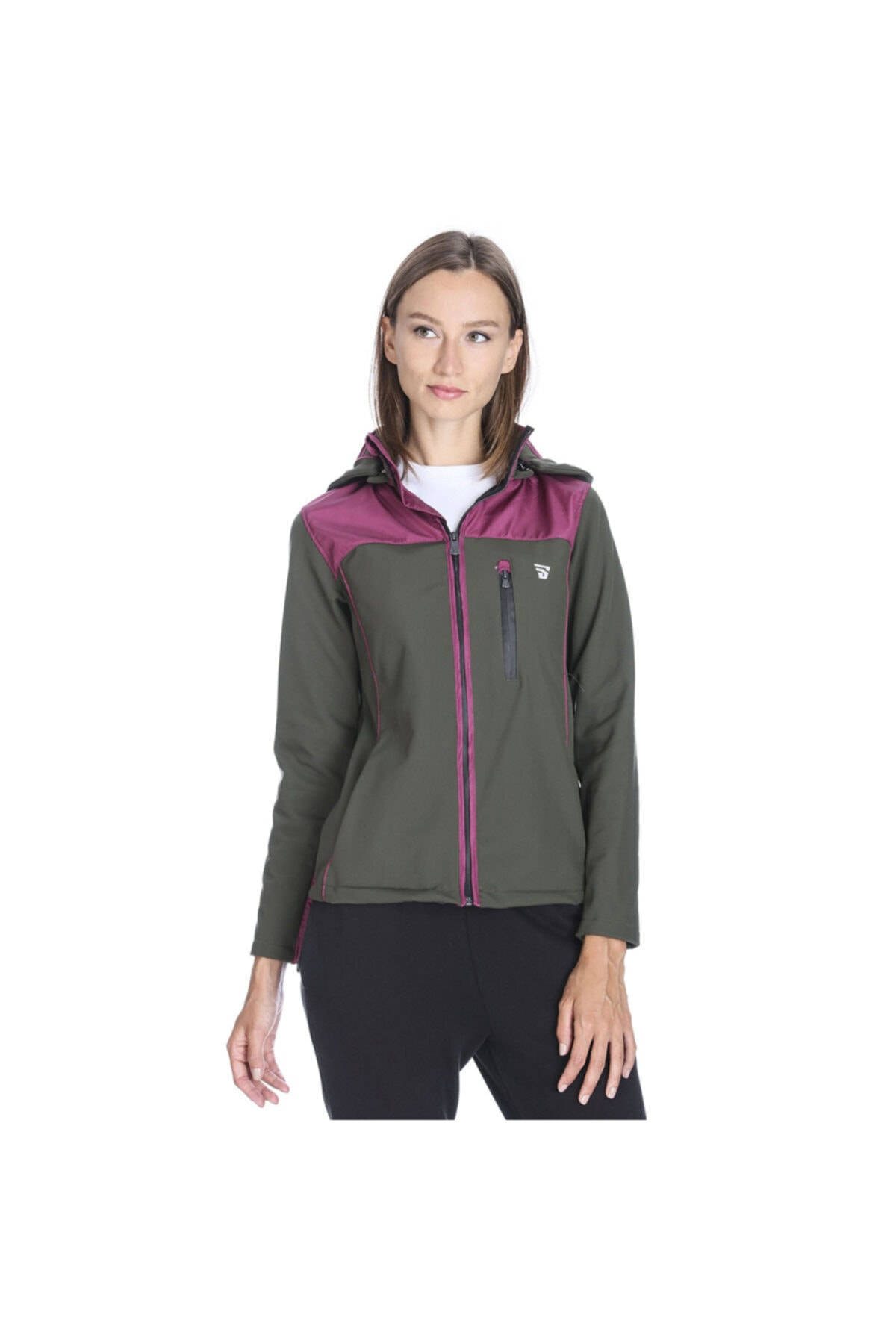 فروش کاپشن ورزشی مردانه برند Sportive رنگ سبز کد ty4718983
