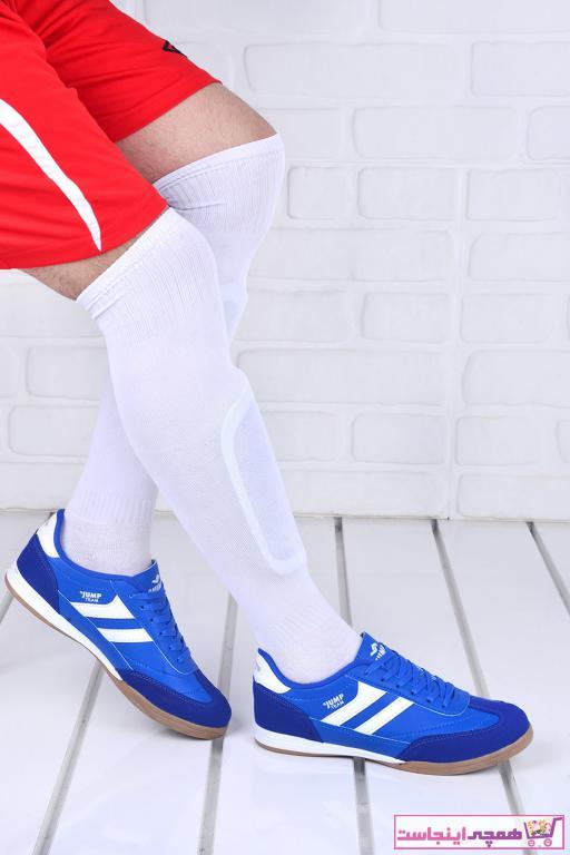 فروش کفش والیبال مردانه نخی برند Jump رنگ آبی کد ty47348872