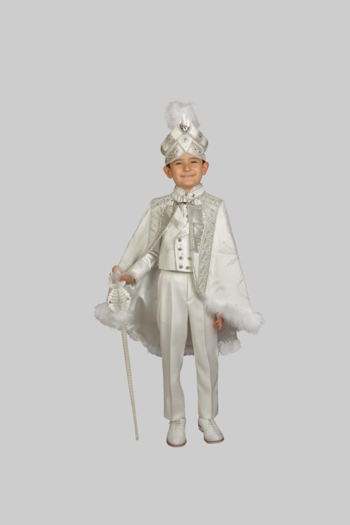 خرید اینترنتی لباس خاص بچه گانه فانتزی برند Sinan çocuk رنگ بژ کد ty47379055
