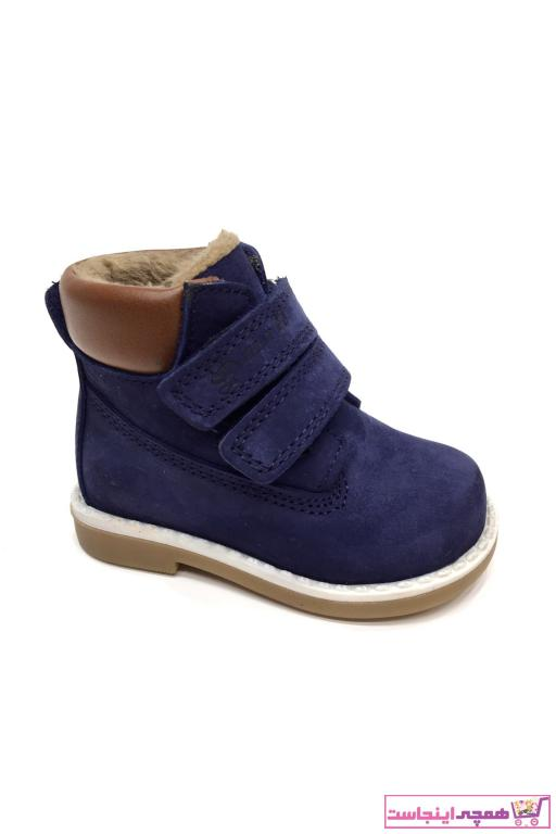 فروش اینترنتی بوت نوزاد پسرانه با قیمت برند Small Foots رنگ لاجوردی کد ty47479497