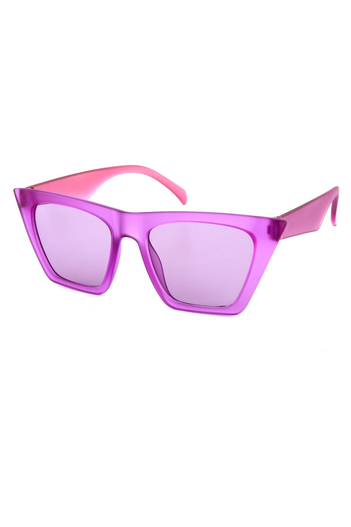 خرید نقدی عینک آفتابی زنانه  برند Luis Polo رنگ بنفش کد ty47552888