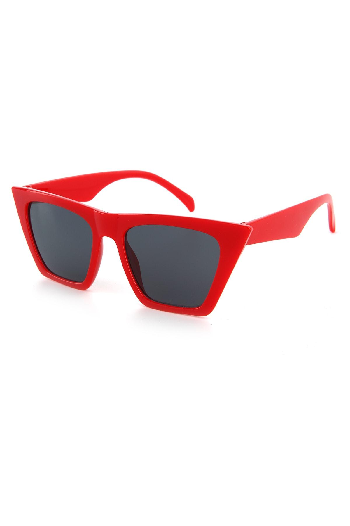 عینک آفتابی زنانه ترک برند Luis Polo رنگ قرمز ty47552946