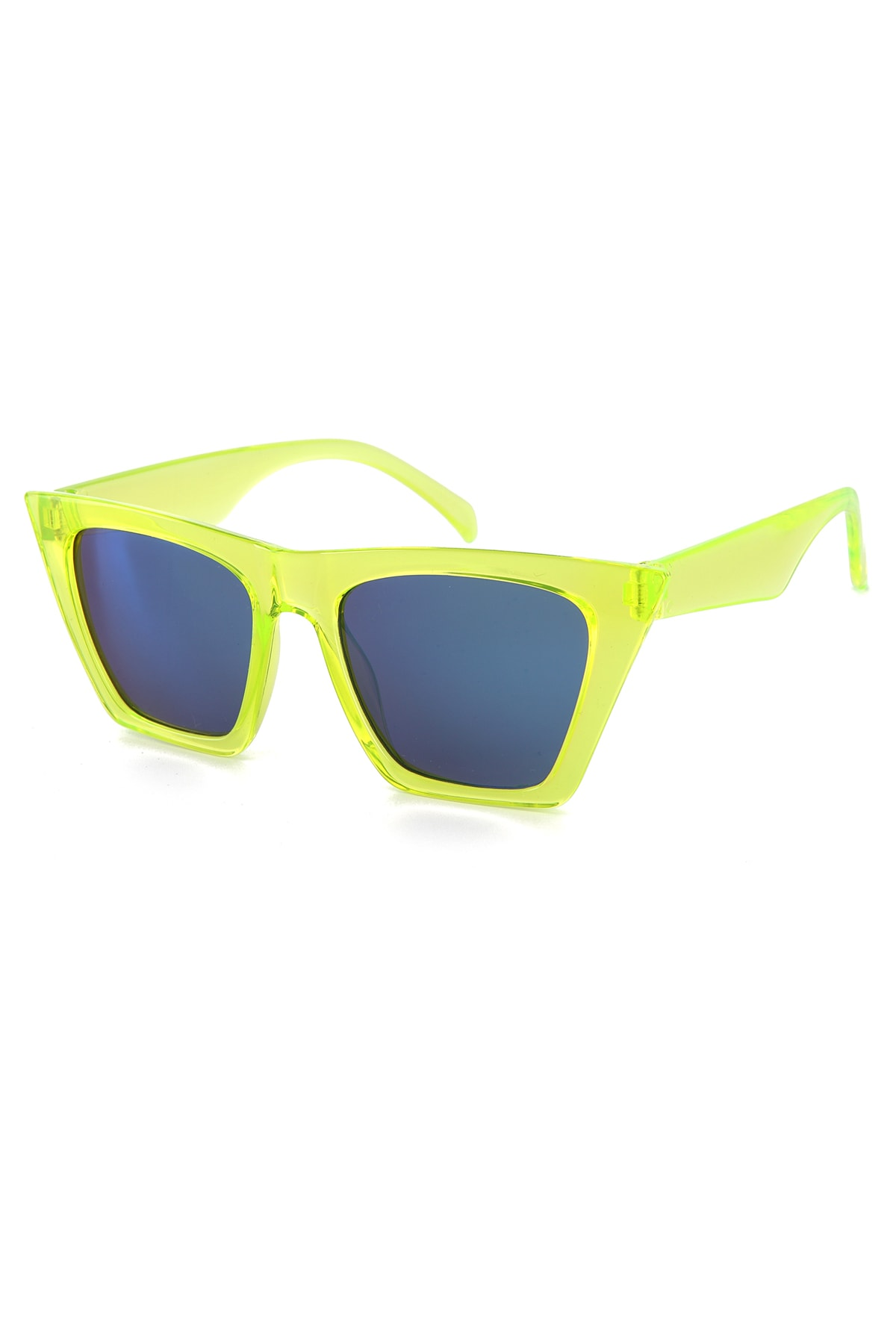 عینک آفتابی زنانه با قیمت برند Luis Polo رنگ زرد ty47556354