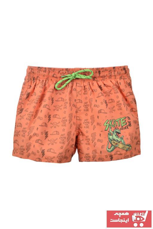 فروش مایو بچه گانه حراجی برند Panço رنگ نارنجی کد ty47639315