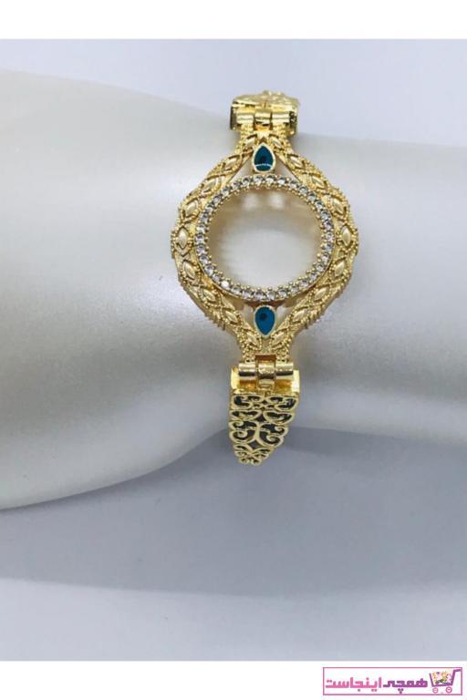خرید نقدی دستبند طلا زنانه برند Güler Kuyumculuk رنگ زرد ty47708426