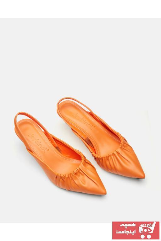 خرید نقدی پاشنه دار جدید برند Jorbinol رنگ نارنجی کد ty47872649