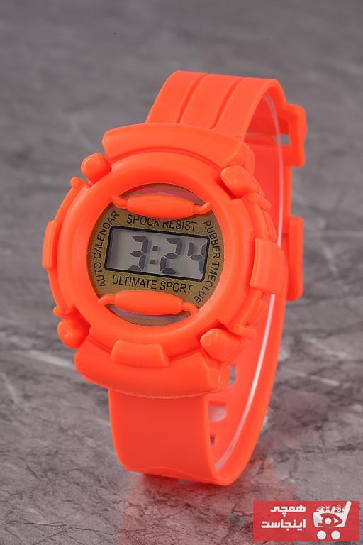 خرید ساعت نخی برند پولو 55 رنگ نارنجی کد ty48091424
