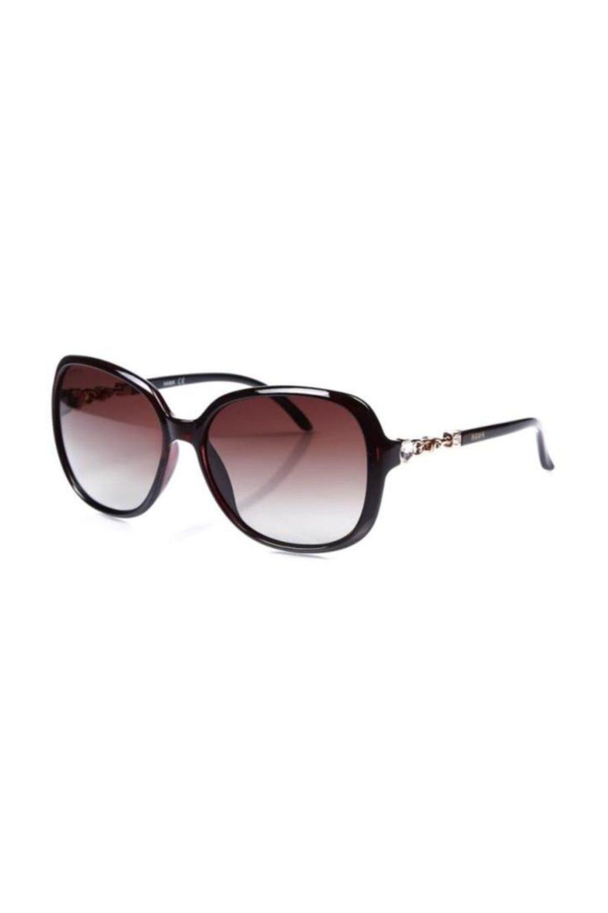 فروش عینک آفتابی جدید برند HAWK رنگ قهوه ای کد ty4896937