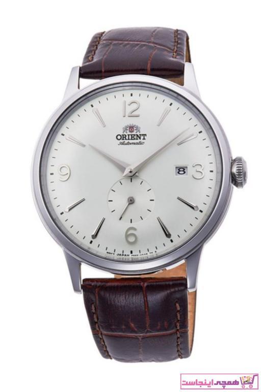 سفارش ساعت مردانه  برند Orient رنگ قهوه ای کد ty4945318
