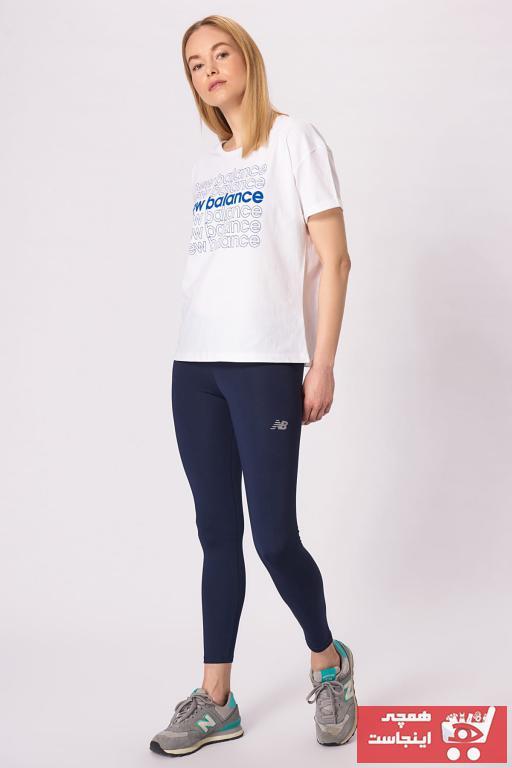 خرید ارزان ساپورت ورزشی زنانه پیاده روی برند New Balance رنگ طلایی ty4953836