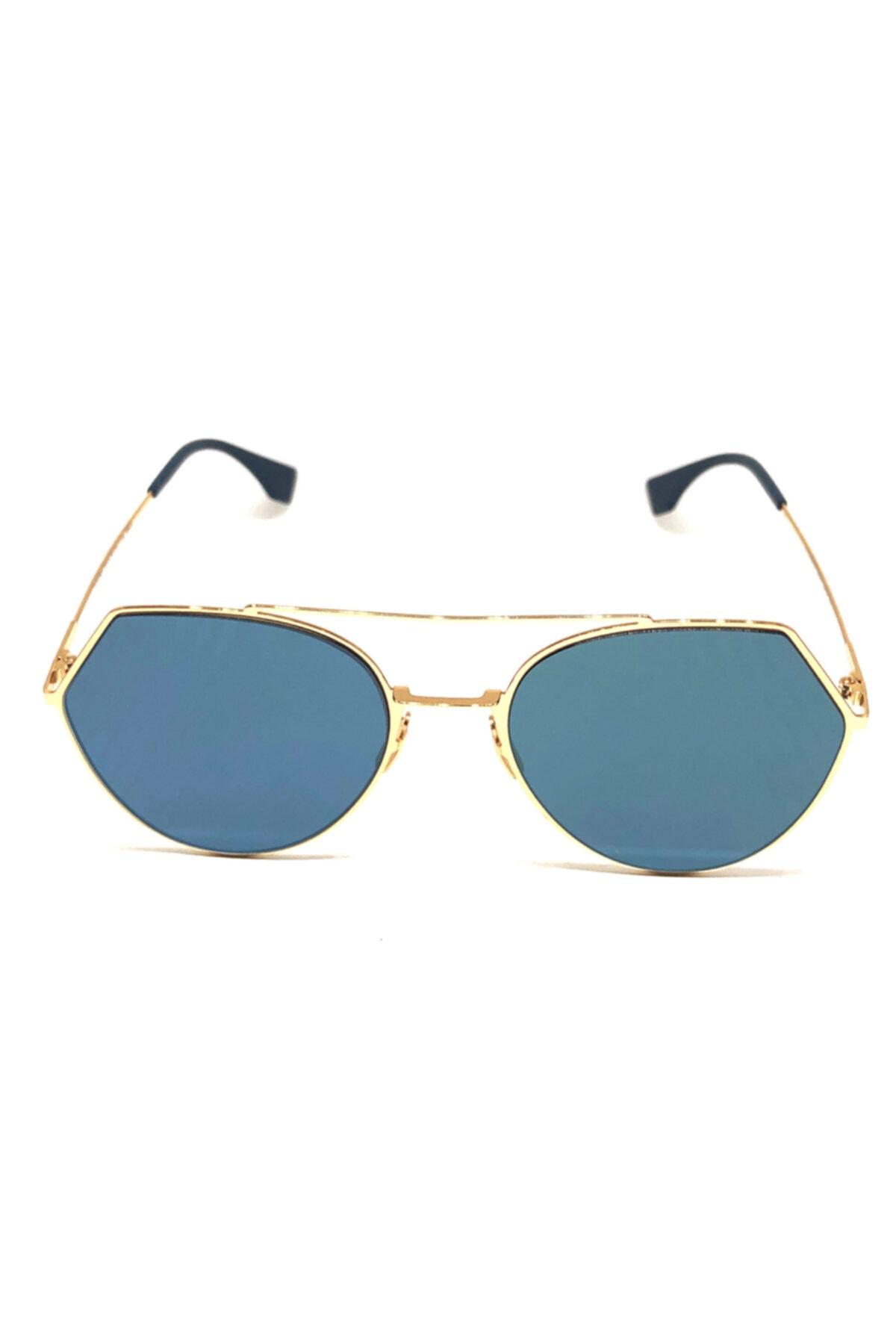 فروش عینک آفتابی زنانه ترک مجلسی برند Fendi رنگ سبز کد ty49668844
