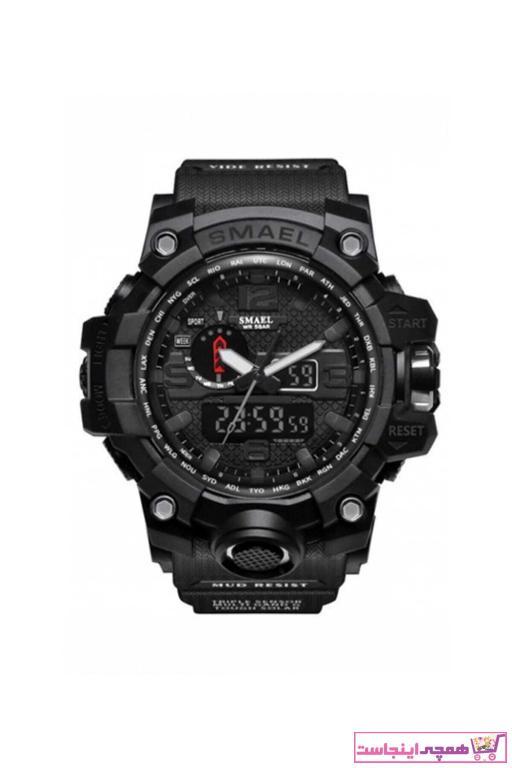 خرید اینترنتی ساعت مردانه اورجینال برند SMAEL کد ty5056862