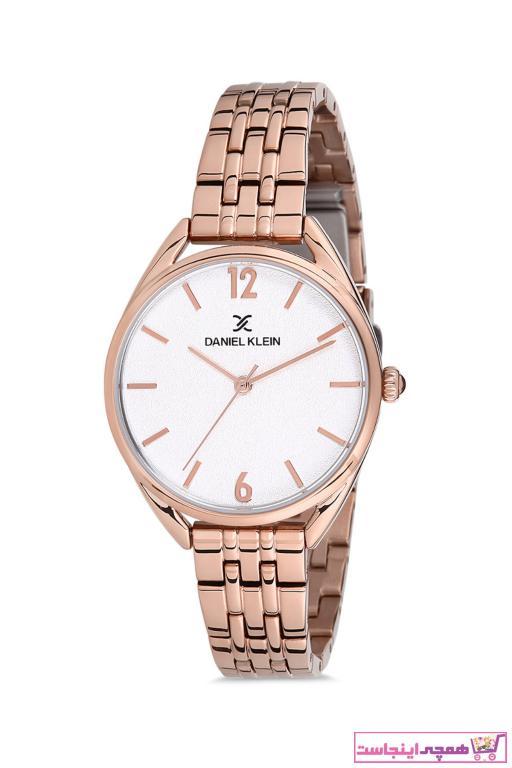 خرید پستی ساعت زنانه برند Daniel Klein رنگ طلایی ty50629716