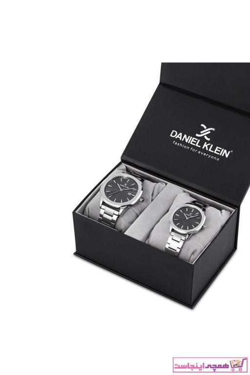 خرید ساعت مچی زنانه لوکس ارزان برند Daniel Klein رنگ نقره ای کد ty50629777