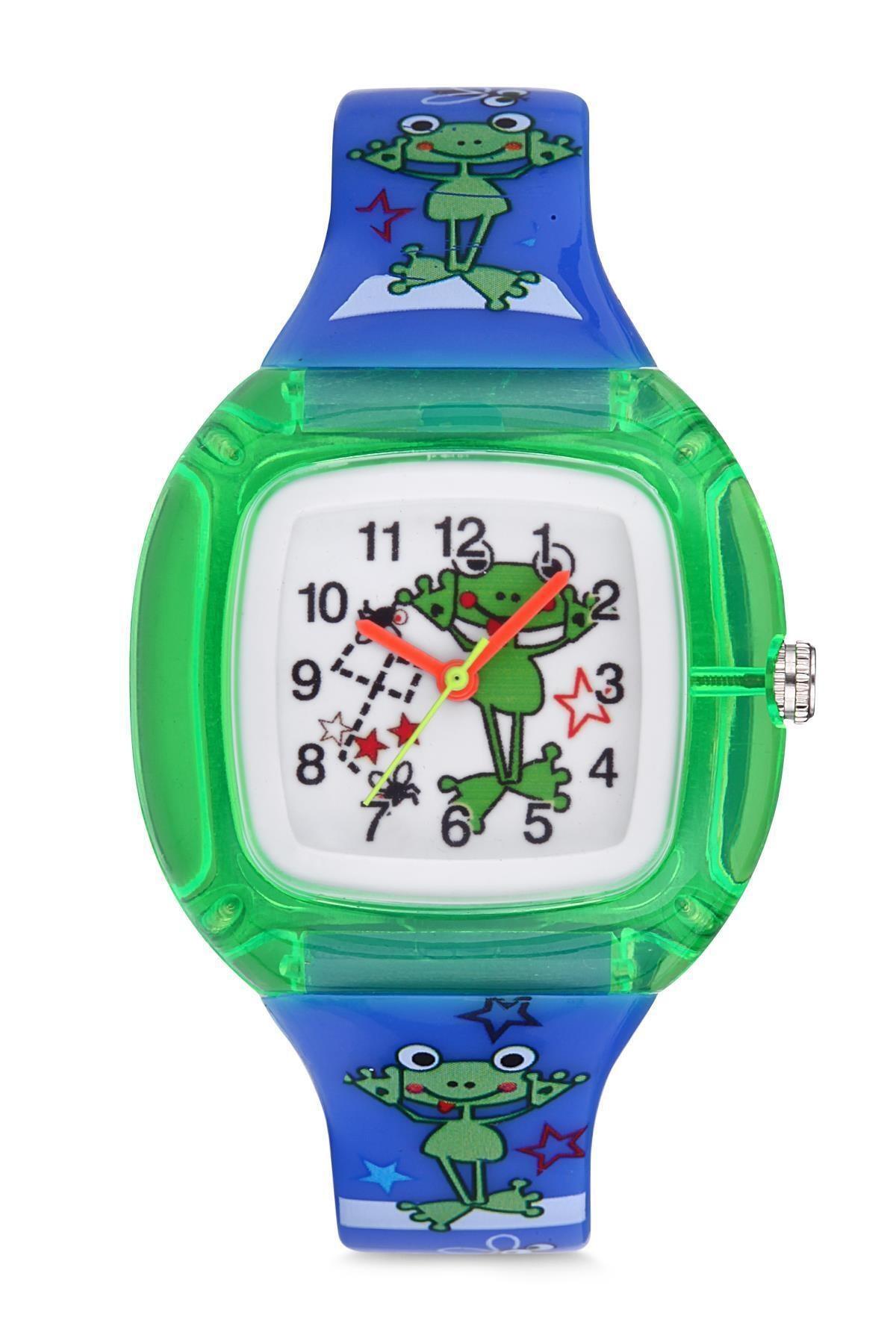 فروش پستی ساعت بچه گانه شیک جدید برند WatchArt رنگ آبی کد ty50729264