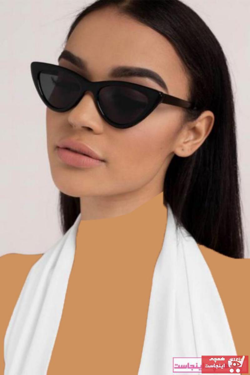 سفارش نقدی عینک آفتابی ارزان برند HemenALbence رنگ مشکی کد ty50783360