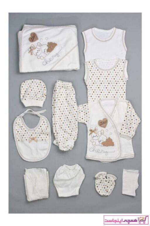 سفارش ست لباس ارزان نوزاد برند Bombinoo کد ty51024975