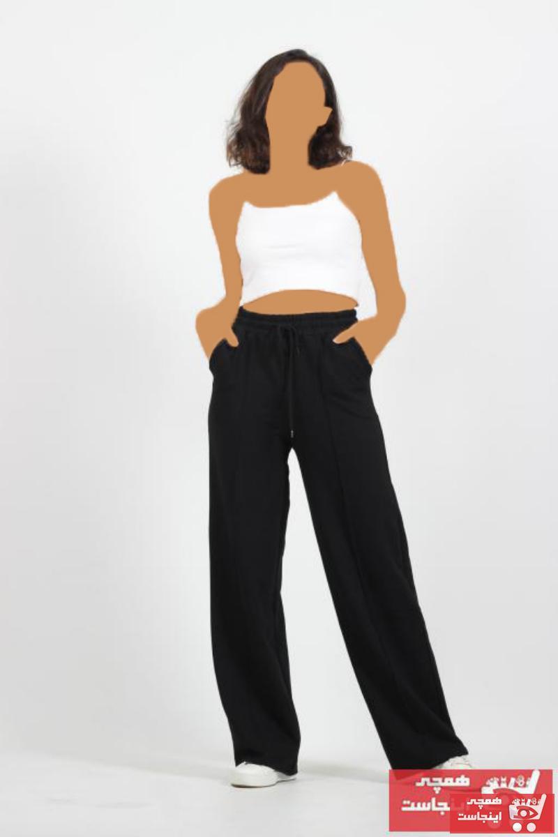 فروش پستی ست اسلش زنانه برند AlpinTeks رنگ مشکی کد ty51401560