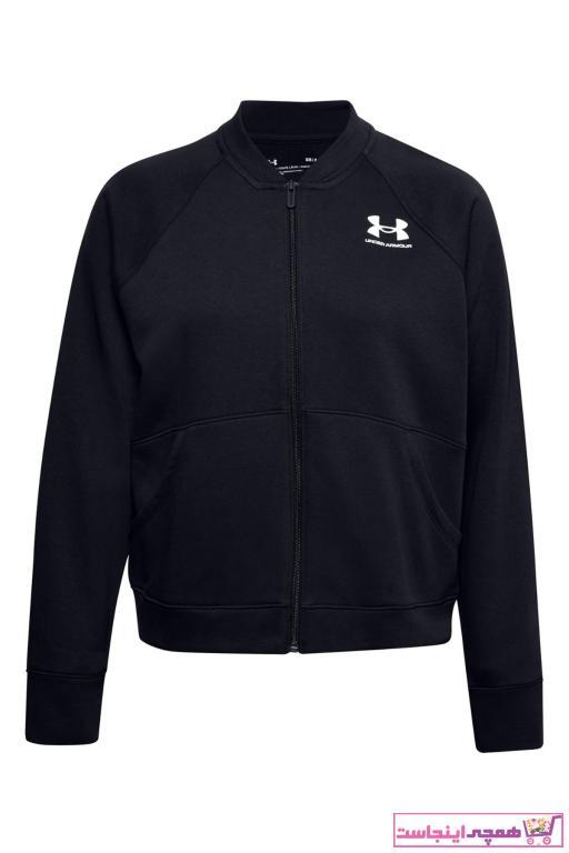 خرید نقدی گرمکن ورزشی زنانه برند Under Armour رنگ مشکی کد ty51655326