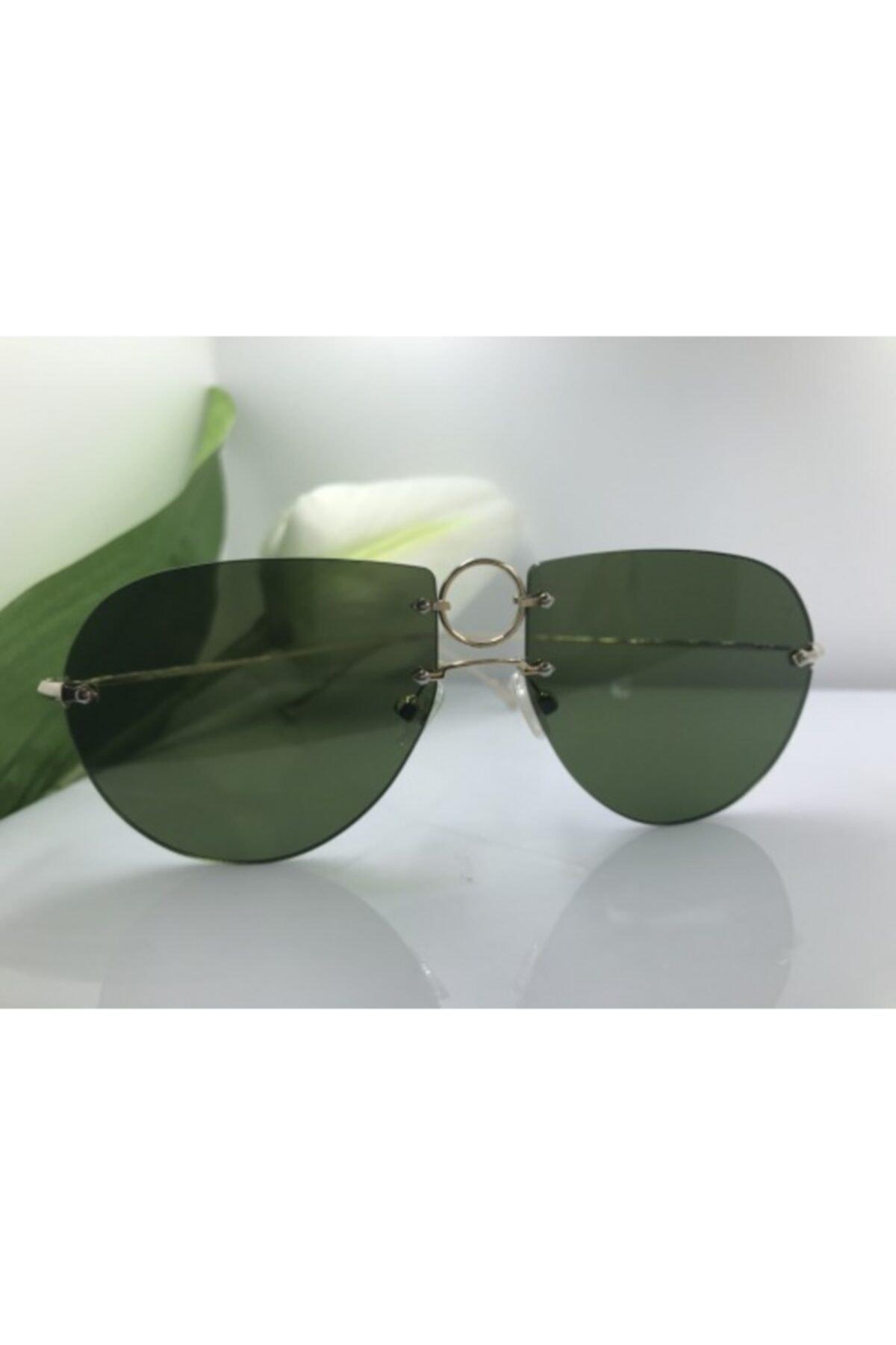 عینک دودی مردانه 2021 برند Eyepetizer  رنگ سبز کد ty51881572