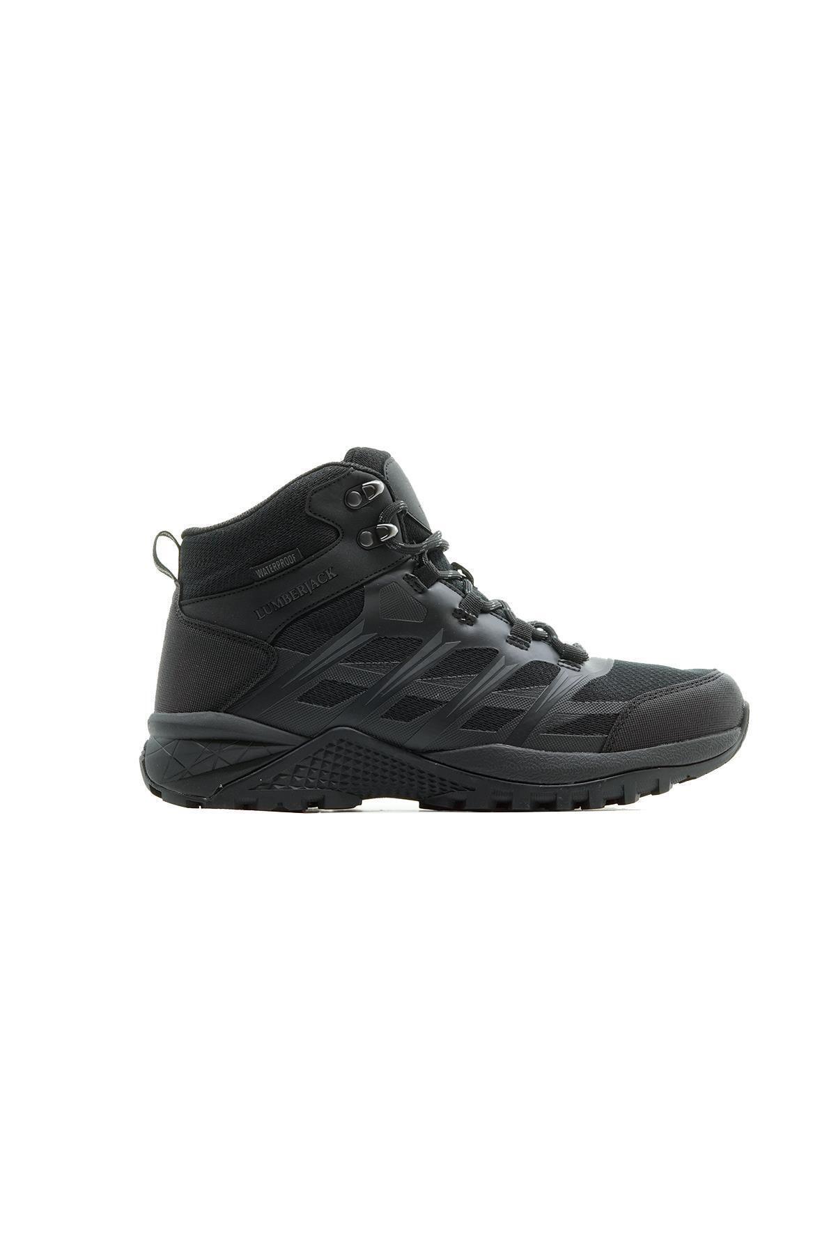 کفش کوهنوردی مردانه سال ۹۹ برند lumberjack رنگ مشکی کد ty52089290