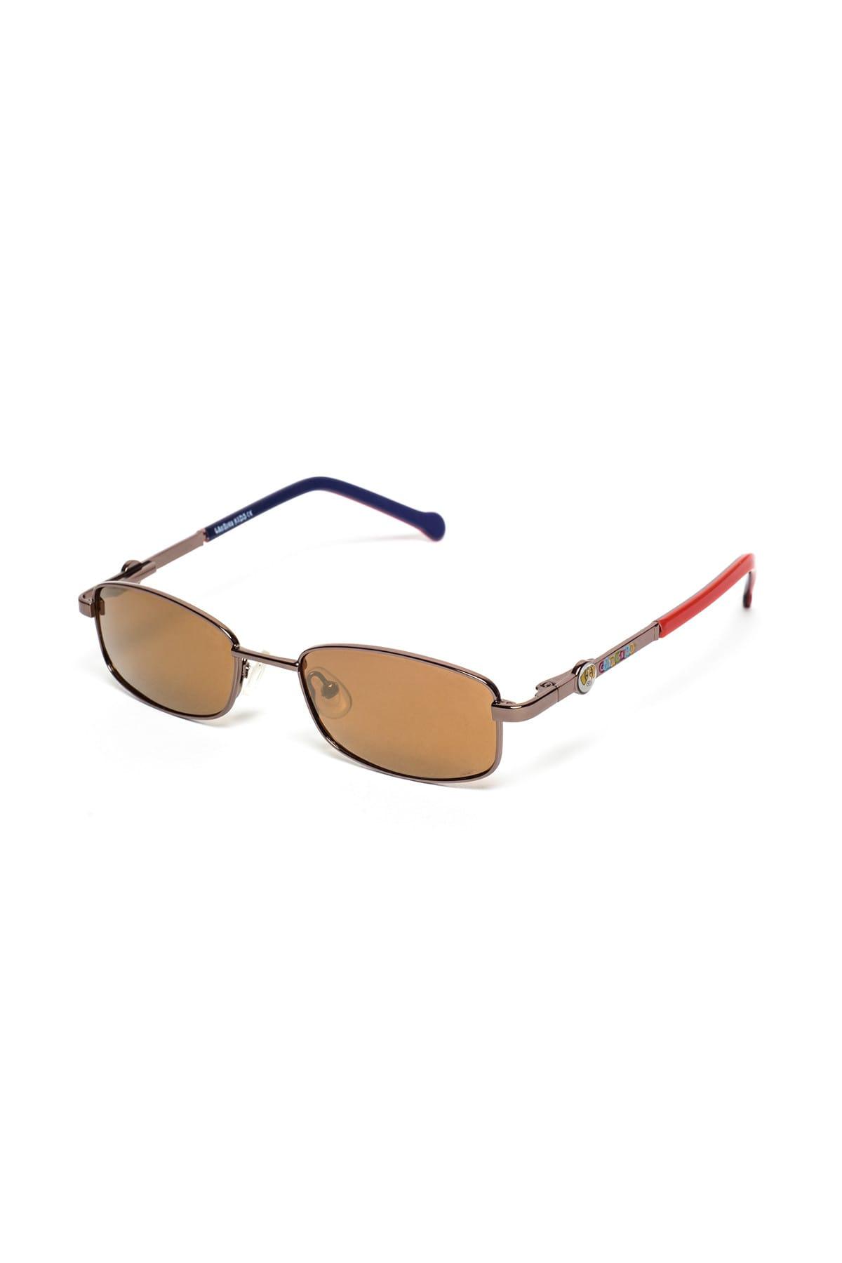 خرید انلاین عینک آفتابی پسرانه طرح دار برند Garbino رنگ قرمز ty5214657