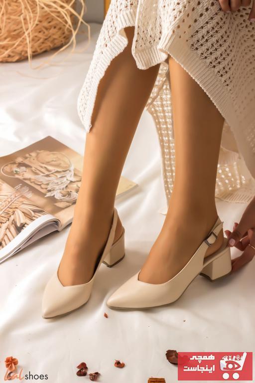 برند Lal Shoes & Bags رنگ بژ کد ty52391234