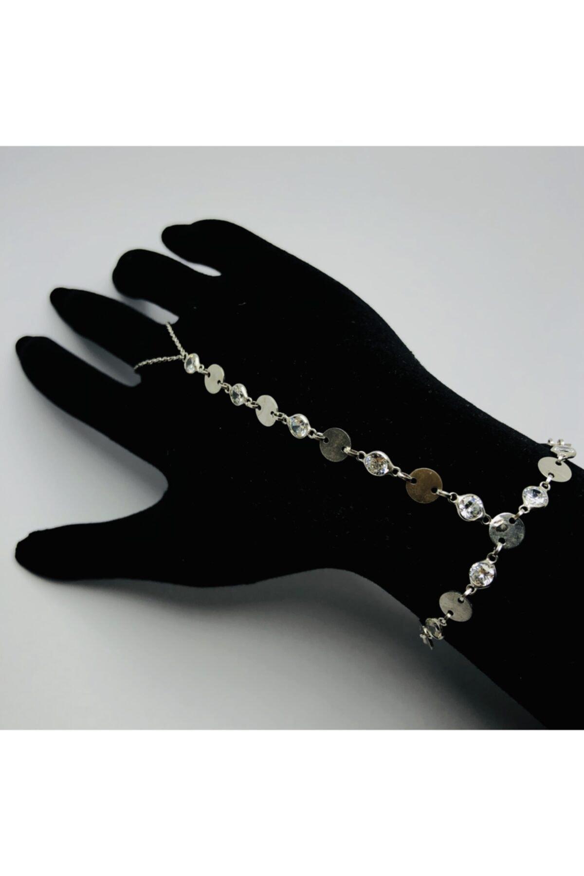خرید انلاین دستبند انگشتی زنانه فانتزی برند Midyat Gümüş Kenti کد ty52653399