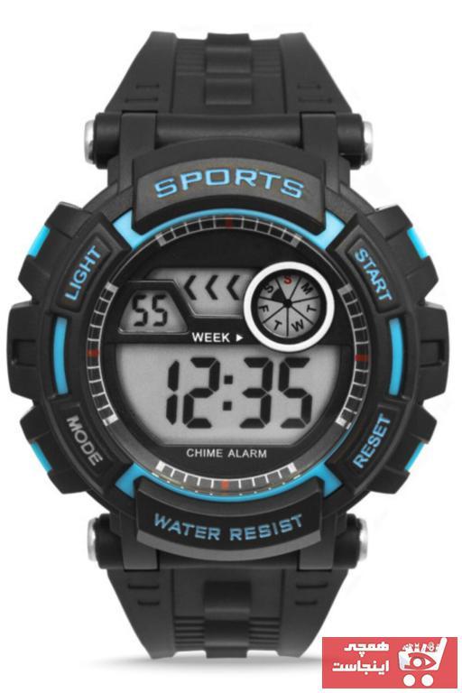 خرید ساعت 2021 پسرانه برند Chrono رنگ آبی کد ty52902597
