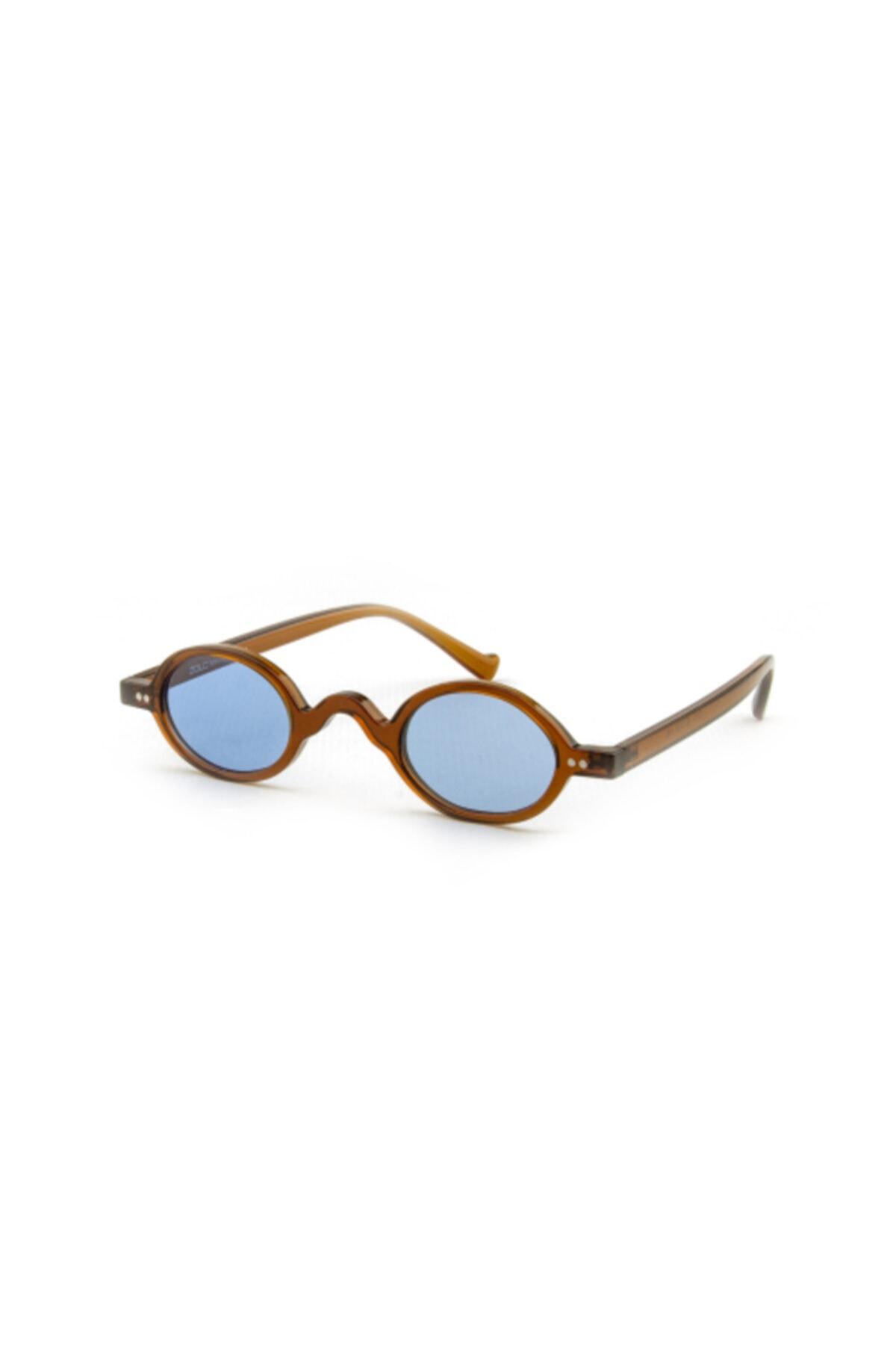 عینک آفتابی زنانه شیک و جدید برند ZOLO EYEWEAR رنگ قهوه ای کد ty53710278