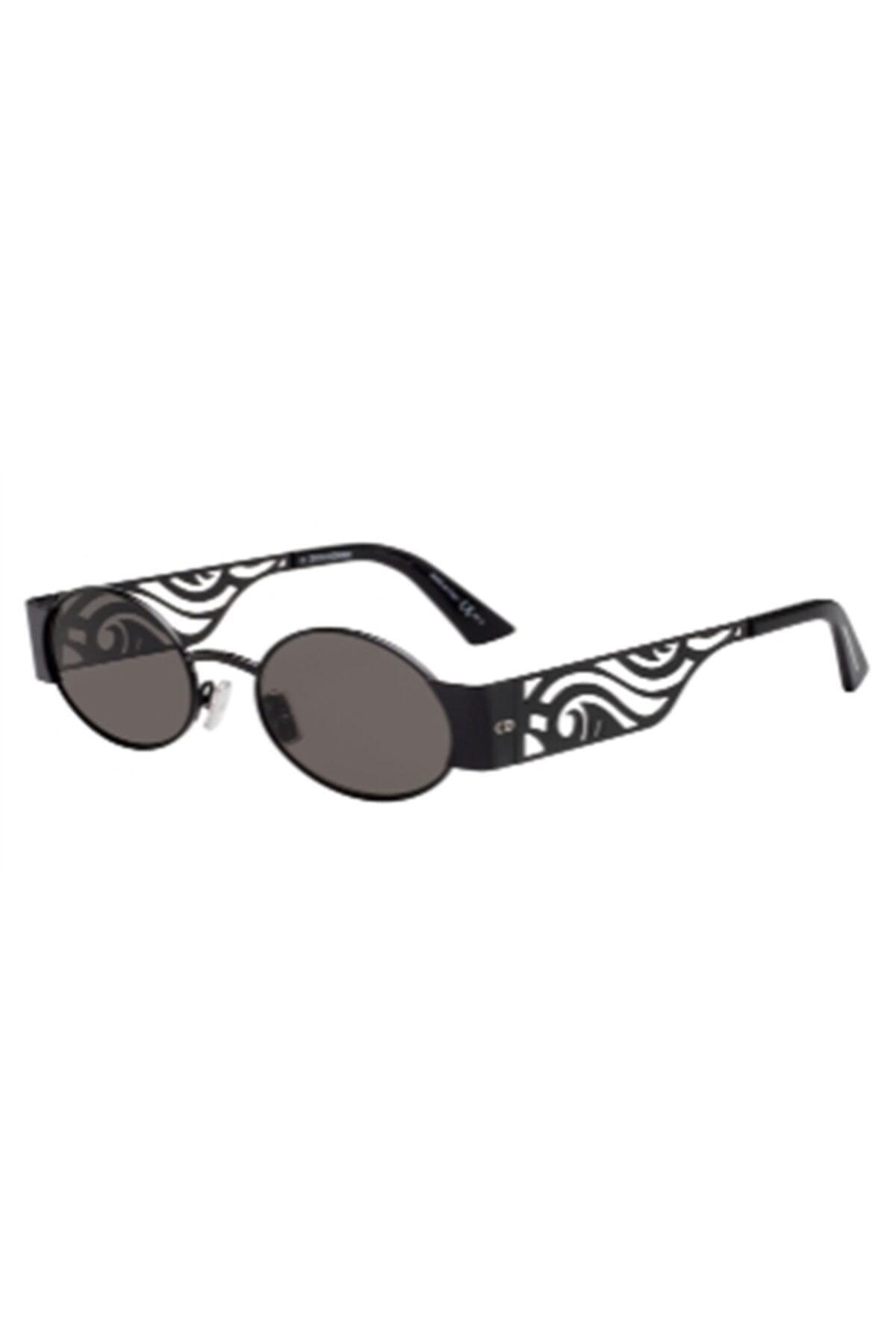 خرید انلاین عینک آفتابی زنانه طرح دار برند Christian Dior رنگ مشکی کد ty54619936