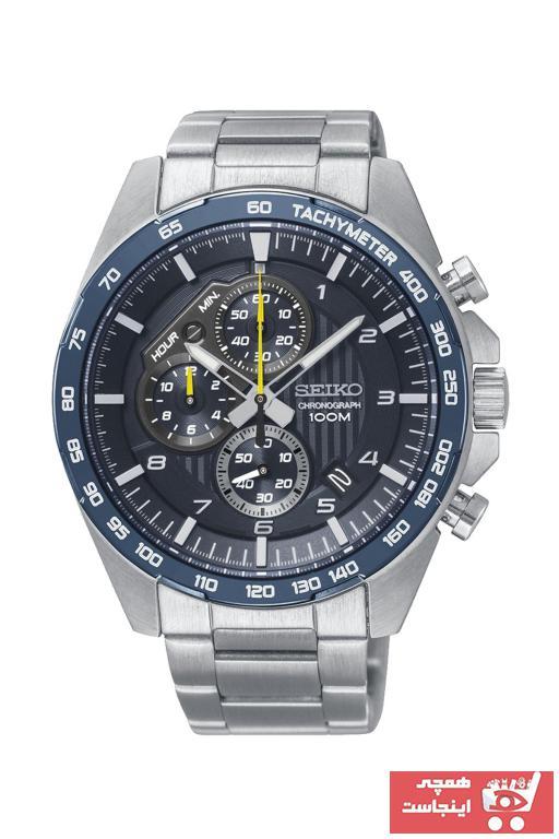 خرید انلاین ساعت مردانه طرح دار برند Seiko کد ty5464076