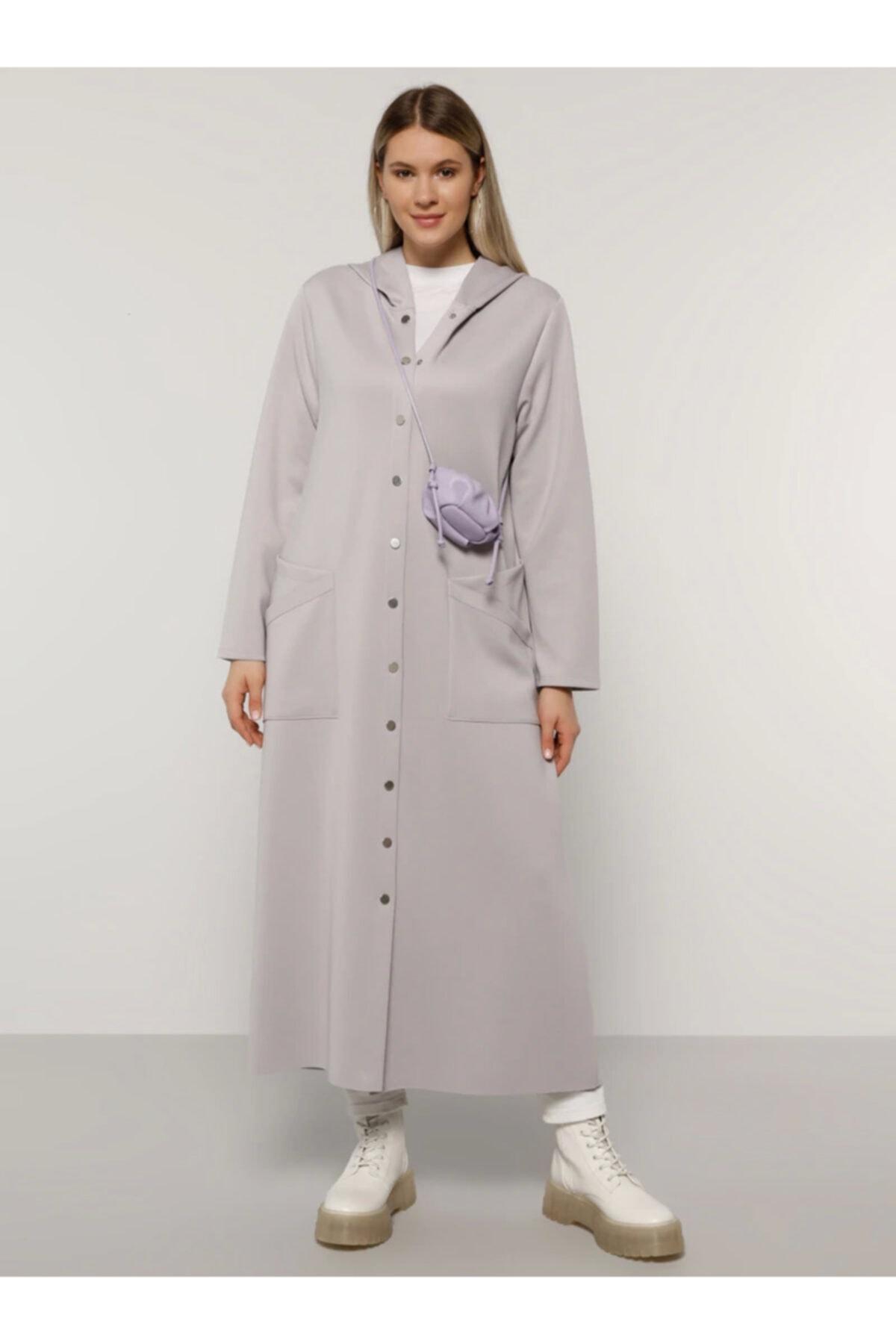 خرید مدل مانتو زنانه برند ALİA رنگ بنفش کد ty55103281