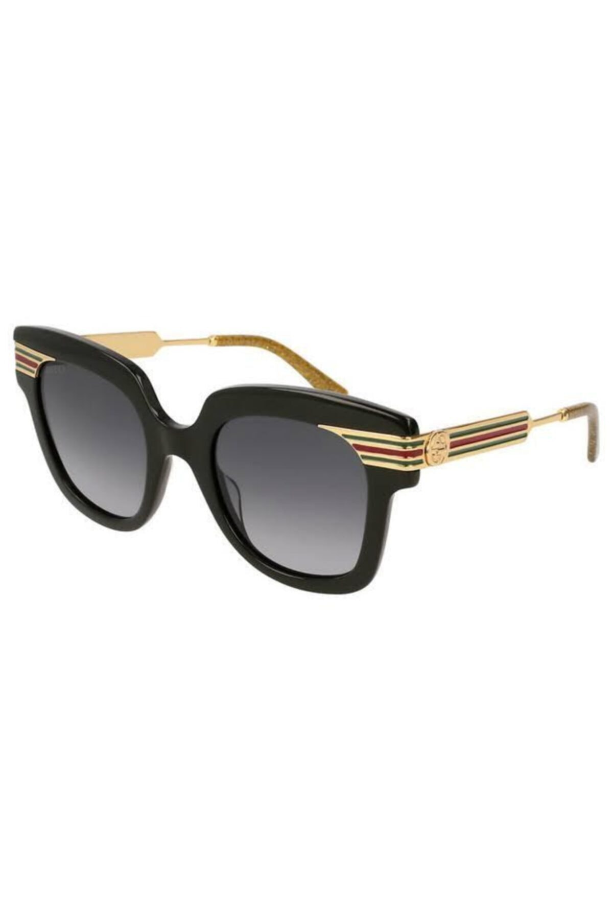 خرید مستقیم عینک آفتابی جدید برند گوچی رنگ مشکی کد ty55244479