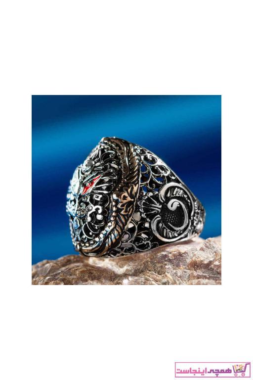 فروش نقدی انگشتر مردانه خاص برند Takılingo رنگ نقره کد ty56235820