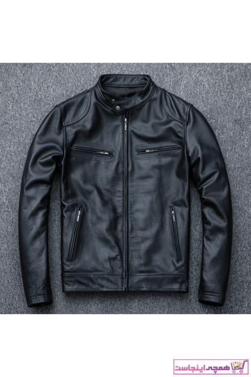 فروش کاپشن مردانه شیک و جدید برند DESARO رنگ مشکی کد ty56868298