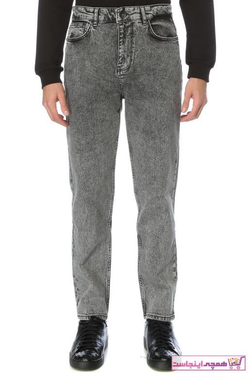 خرید پستی شلوار جین مردانه برند Network رنگ نقره ای کد ty56989498