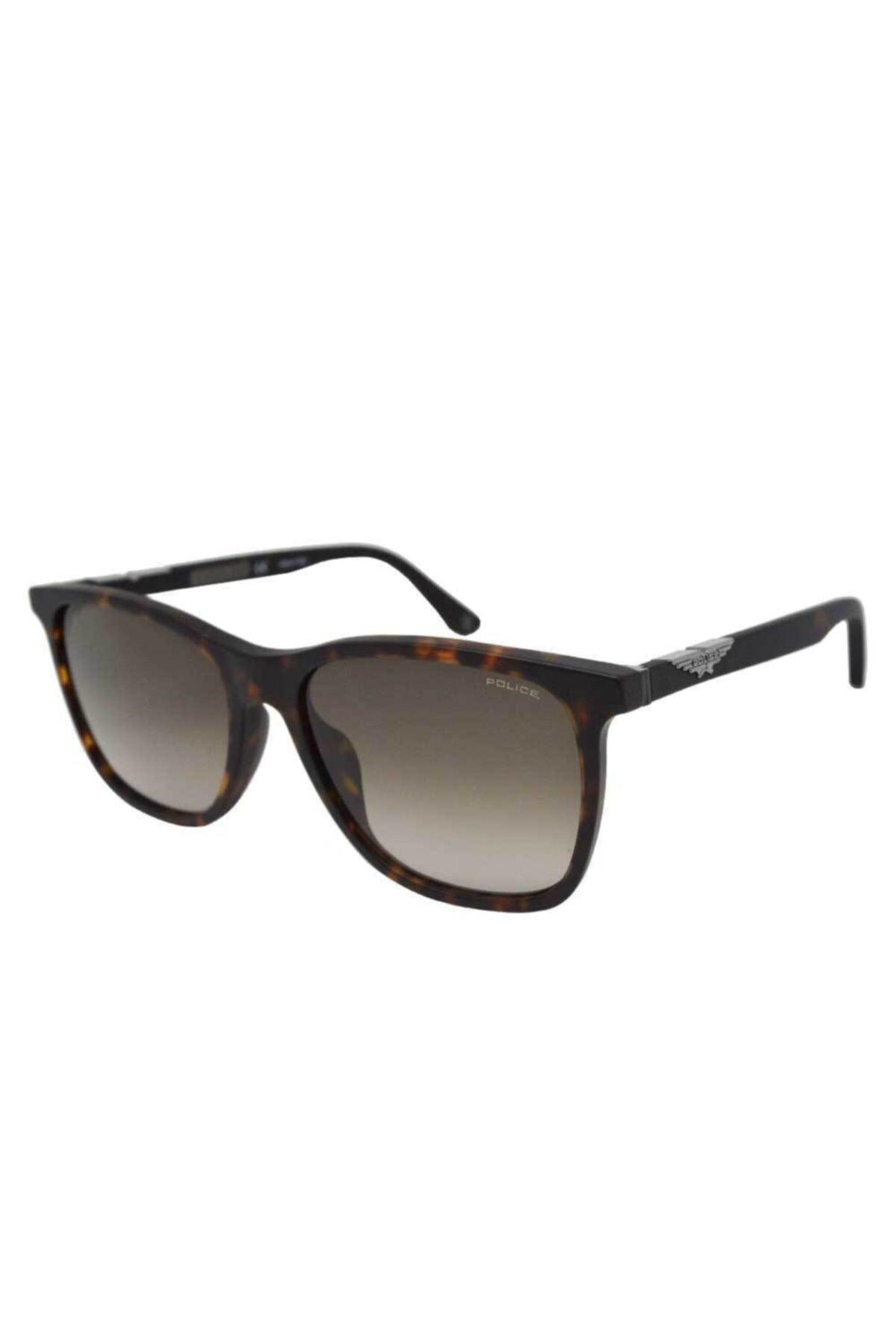 عینک آفتابی ساده برند Police رنگ نقره ای کد ty57315092