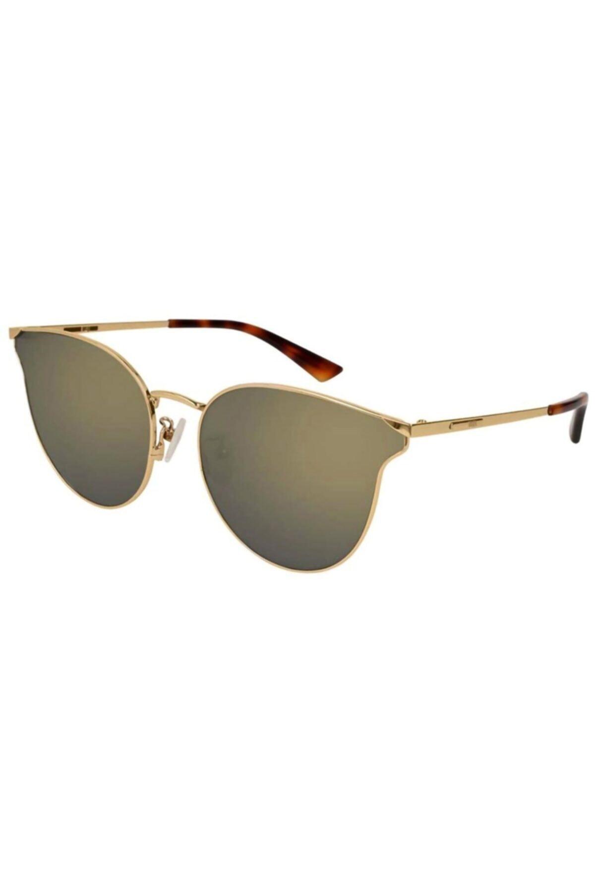 عینک آفتابی زنانه ترک  رنگ طلایی ty57326331
