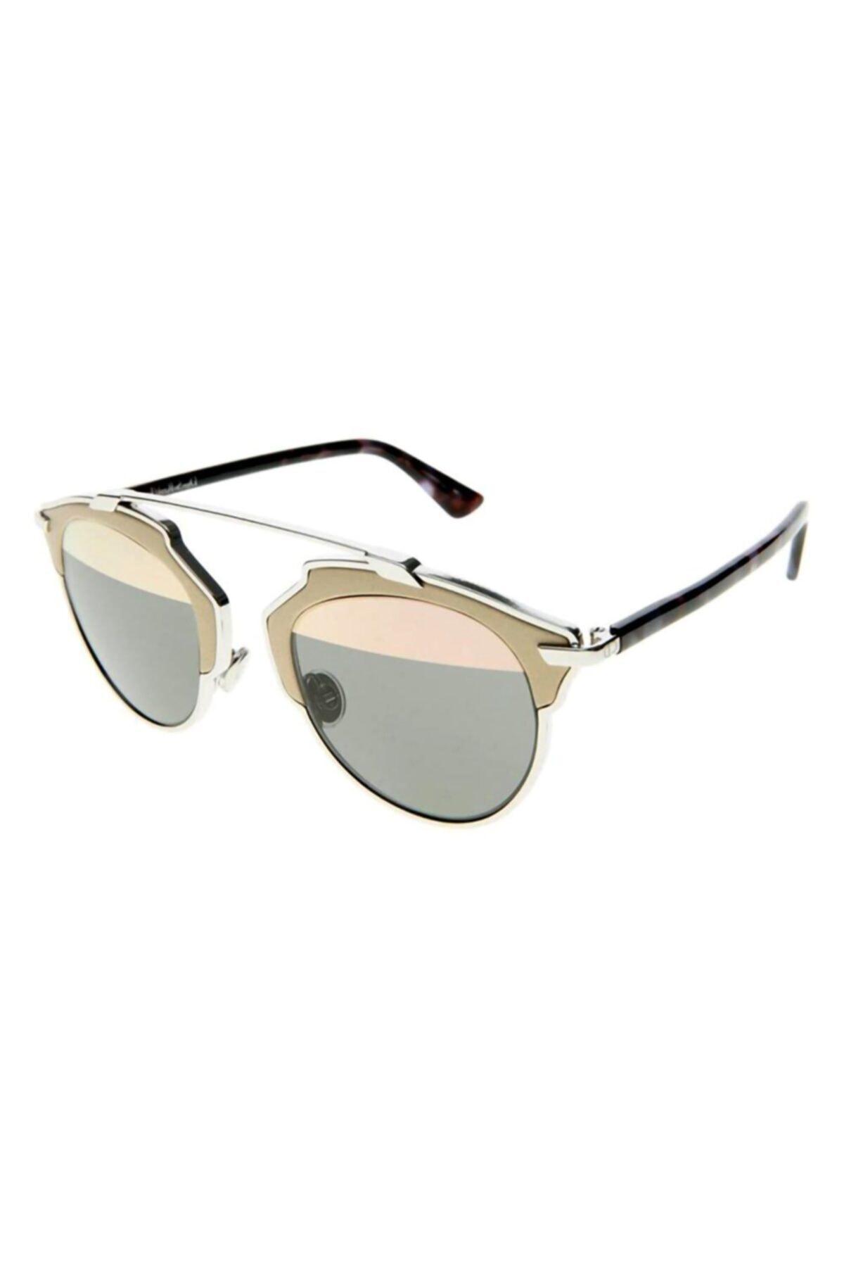 عینک آفتابی زنانه فانتزی برند Christian Dior رنگ مشکی کد ty57330954