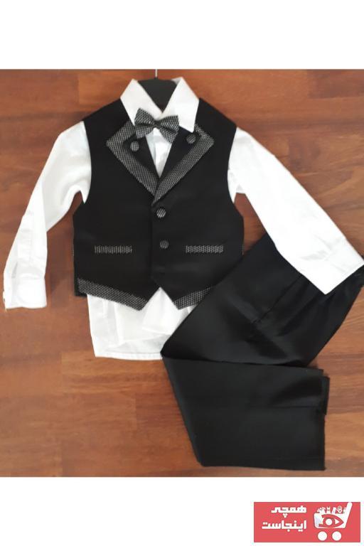 مدل لباس مجلسی 2021 برند Terry رنگ مشکی کد ty58609038