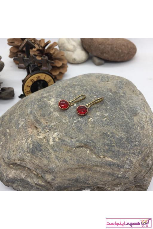 سفارش نقدی گوشواره زنانه برند Porsuk Alternatif رنگ قرمز ty58841847