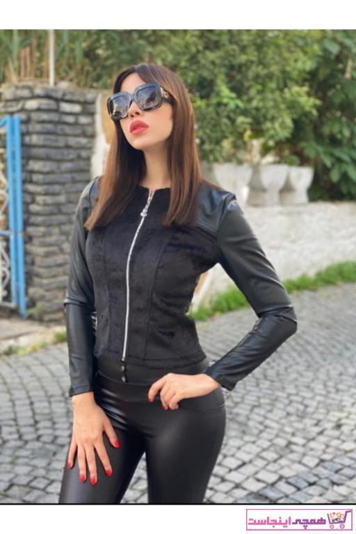 خرید نقدی ژاکت زنانه فروشگاه اینترنتی برند KAYAHAN COLLECTION رنگ مشکی کد ty58904987
