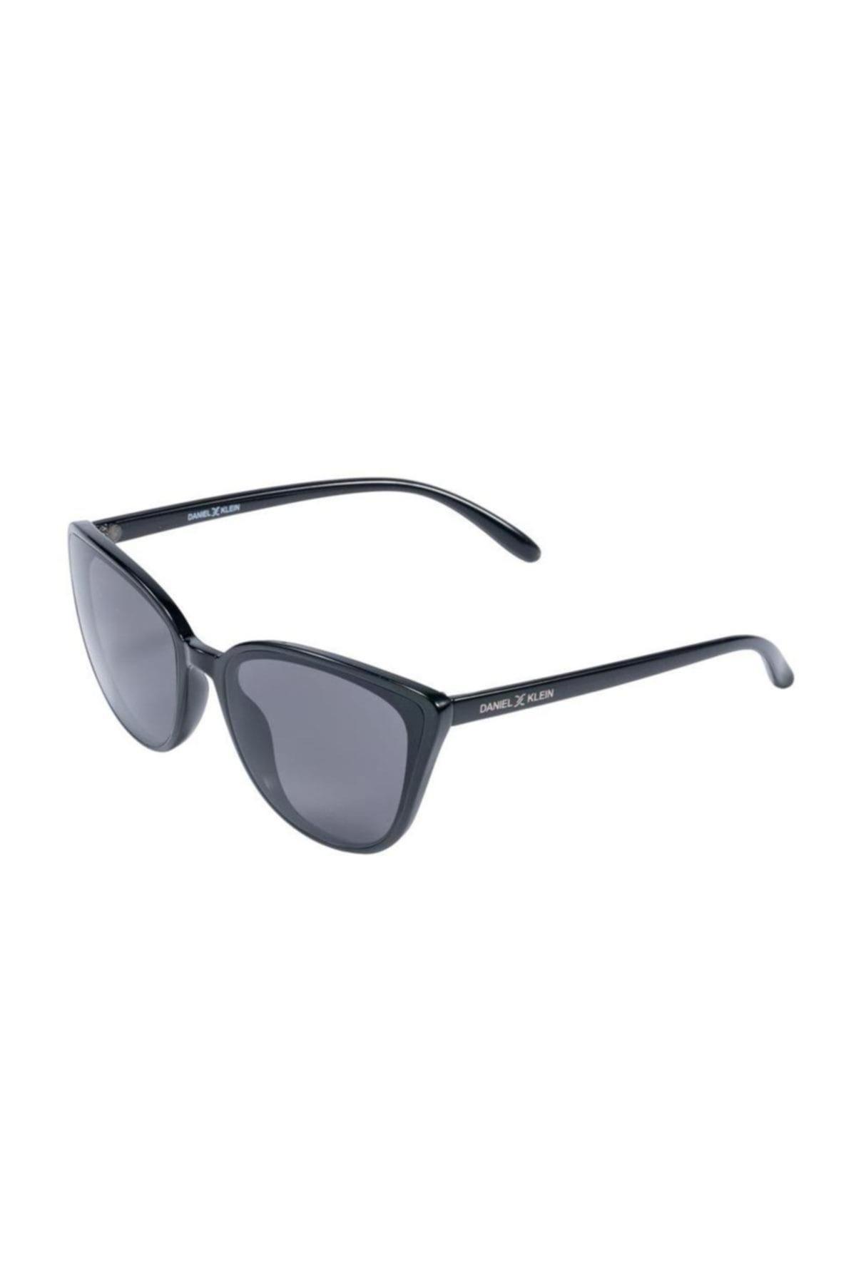 خرید اینترنتی عینک آفتابی خاص زنانه برند Daniel Klein رنگ مشکی کد ty5898756